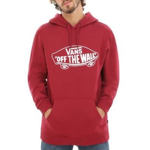 OTW Pullover Fleece Rhumba Red
