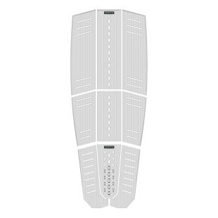 Ambush Full Deckpad Stubby Shape- white