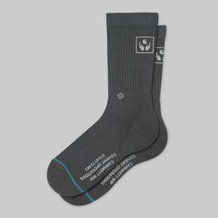 C.O. Socks Blacksmith Grey