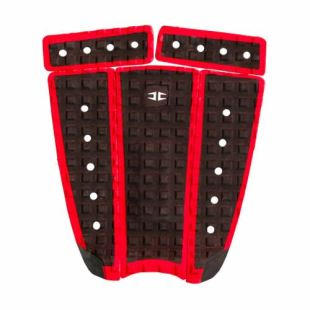 Twiggy Traction pads Red/Black