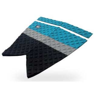 Hipster Fish Pads - Teal