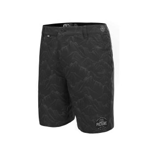 Detroit 19 Boardshorts Wave & Mount