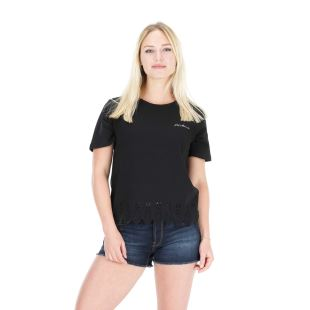 Yva SS Top Black
