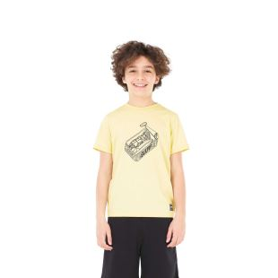 Nomad Tee Yellow