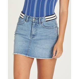 Waverly Denim Skirt