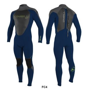 Youth Epic 5/4 Back Zip Full
