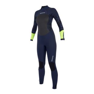 Diva Fullsuit 4/3mm Bzip Women - 2019