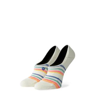 Foundation Women Candy Stripe Off White