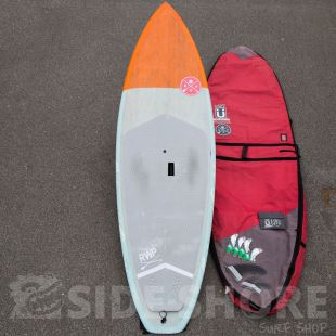 Red Wood Paddle 8'11