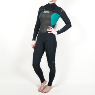 Women Axis 3/2mm Fullsuit  L/S X1