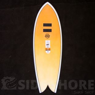 "Fish Terracota - Carbon - 5'7 x 21"" x 2"" 1/2 - 35.5 L - Futures - Twin"