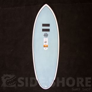 "Rancho - Aqua Green Carbon - 6'2 x 22"" 1/8 x 2"" 5/8 - 40.9 L - Thruster - Futures"