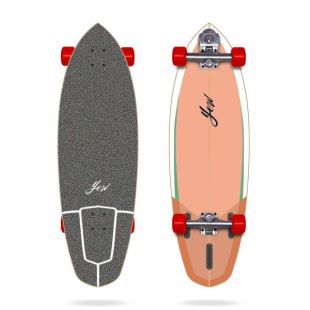 Rapa Nui 32' The First Yow Surfskate