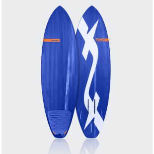"Twiggy - 5'8 x19'5"" - 30L - Thruster / Rails Us Box Foil"