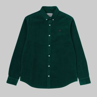 LS Madison Cord Shirt
