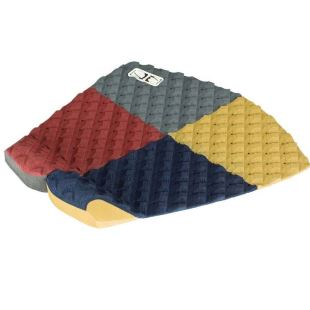2 Piece tail pads Or / Gris