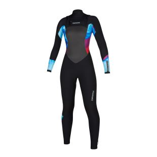 Diva Fullsuit 5/3mm Double Fzip - Women