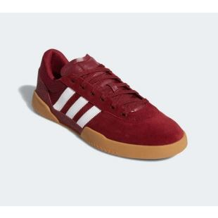 City Cup Burgundy White Gum 4