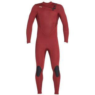 4/3 Comp Wetsuit - Red - 2019