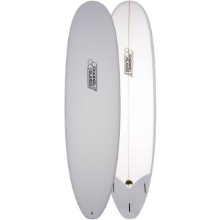 "Chancho - Soft Top - 7'0 x 21"" x 2"" 7/8 - 48.6 L - Thruster - Futures"
