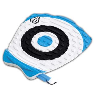 Kelly Slater 1 pièce Blue/White/Black WAX COMB