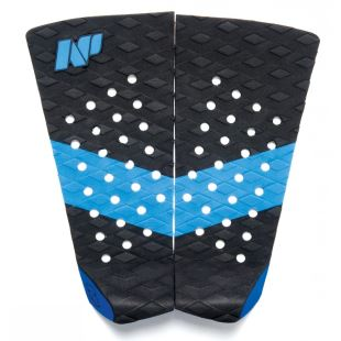 Pad Traction Split - 2 pièces - Black / Blue