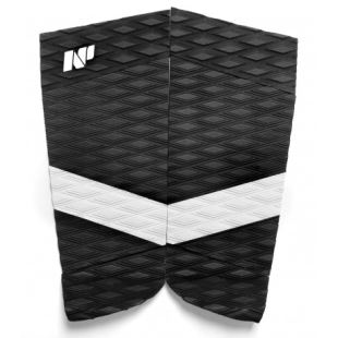 Pad  Retro Fish Traction Split - 6 pièces - Black / White