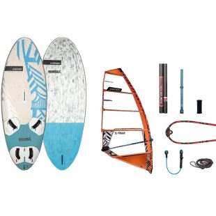 Pack Windsurf Freeride - Firemove Wood V3 135 L + X Tra MK V