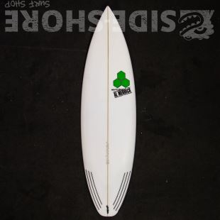 "Rookie 15 - Team Light - 5'10 x 18"" 5/8 x 2"" 5/16 - 26.1 L - FCS II - Thruster"