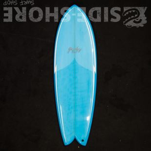 "Something Fishy Gerry Lopez - 5'10 x 21 3/4"" x 2 1/2"" - 39.4 L - Quad"
