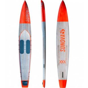 Allround Faast Pro XXX orange V tail - 12'6'' et 14''