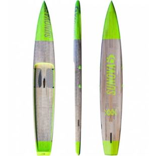 Flatwater Faast Pro XXX jaune concave - 12'6