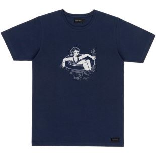 Tee Tube Girl Navy