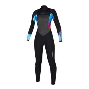 Diva Fullsuit 4/3mm Double Fzip - Women