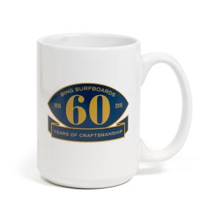 Mug Coffee - 60TH Anniversary Collector