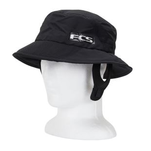 Chapeau / Casquette : Essential surf Bucket - Black