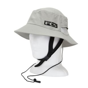 Chapeau / Casquette : Essential surf Bucket - Grey
