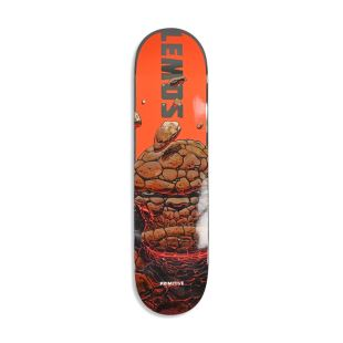 Deck Lemos The Thing Orange 8.0