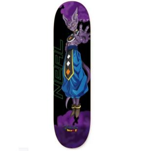 Deck Neal BEERUS 8.125 Purple
