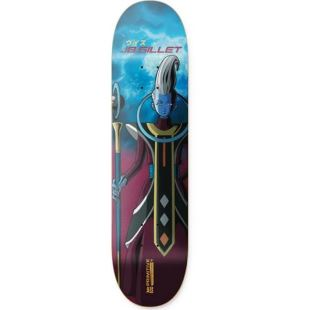 Deck Gillet WHIS 8.38 Burgundy