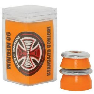 Bushing Conical Medium 90a Orange