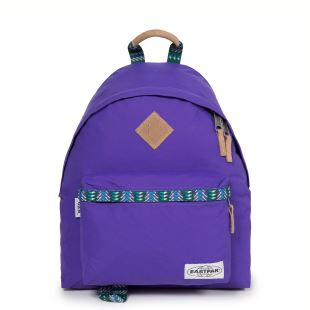 Padded Pak'r Into Native Purple