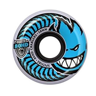 Wheels Cruiser 58MM 80HD Charger CNCL CLR