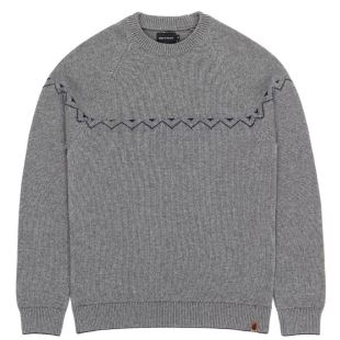 Sweater Ibon Grey