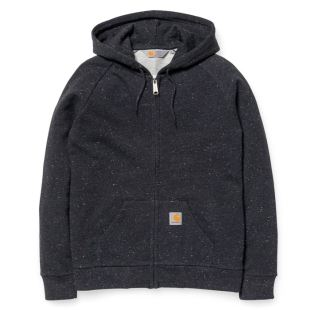 Hooded Kemp Jacket Marlin Heather