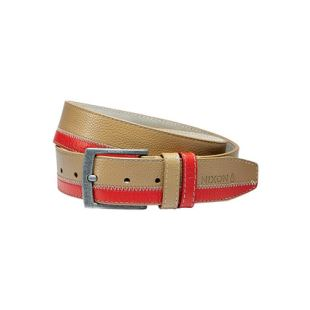 Stripe Belt Khaki