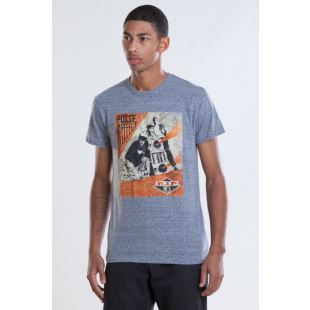 Rip MCA Tee shirt Grey Heather