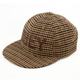Hank Hat cap Brown