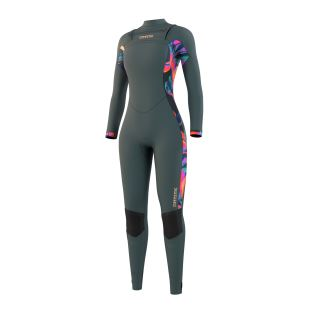 Dazzled Fullsuit 3/2 mm Double Fzip Women