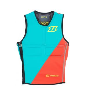Kite Vest Waist Petrol/red